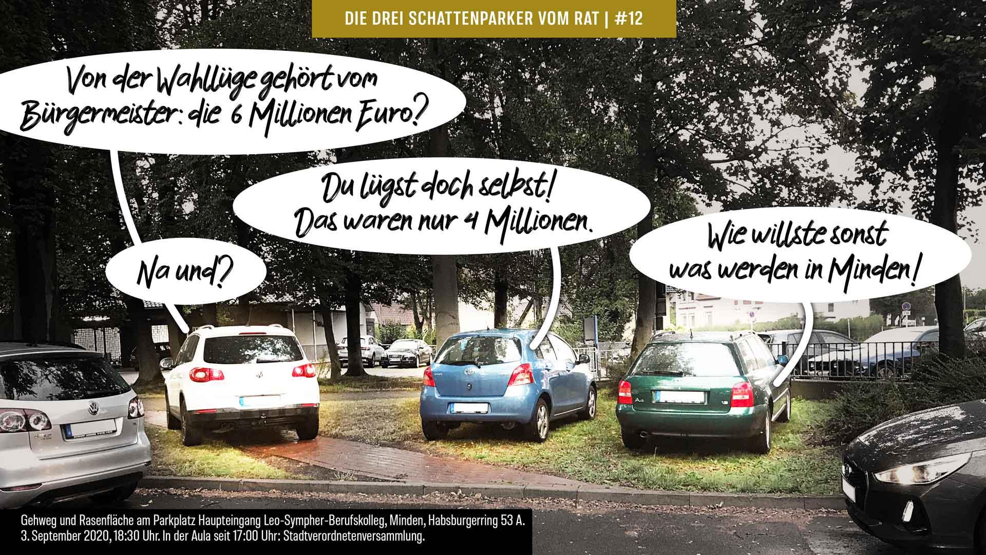 Die Wahllüge von Mindens Bürgermeister Jäcke